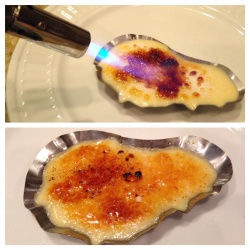 making creme brulee easy