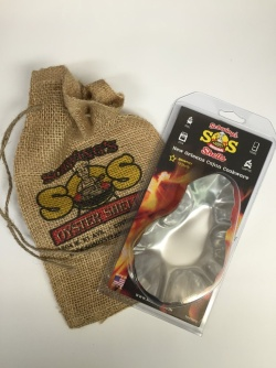 12 pack SOS shells with travel bag
