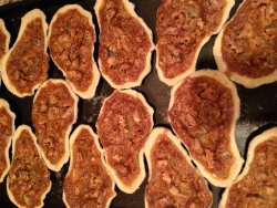 how to make mini pecan pies in sos oyster shells